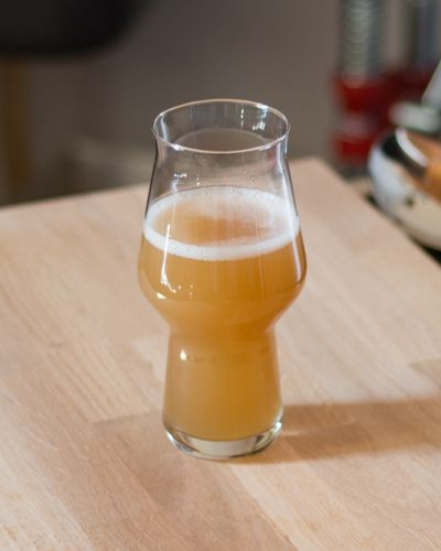 Recette Juicy James (Session Pale Ale)