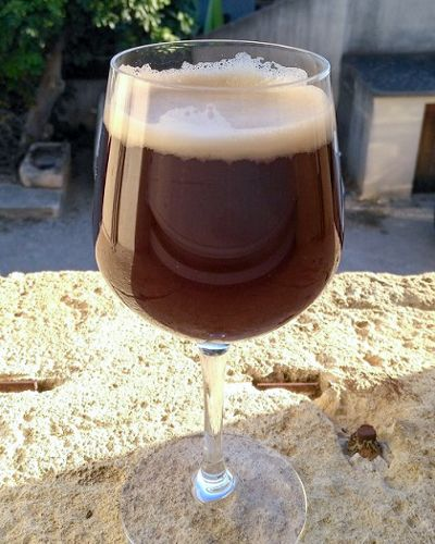 Recette Irish Red Ale
